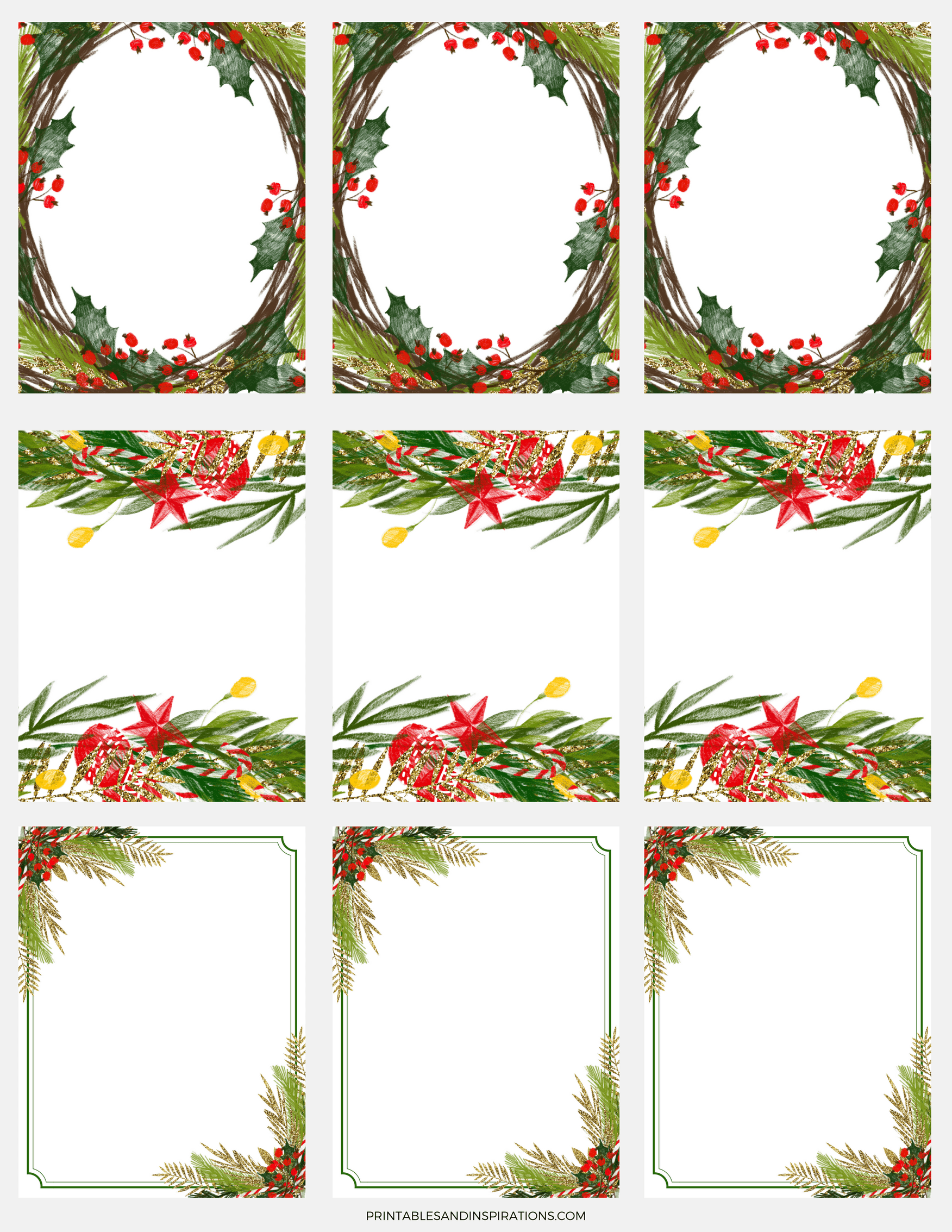 Free digital paper for christmas decorations gift tags and free digital paper for christmas decorations gift tags and stickers negle Gallery