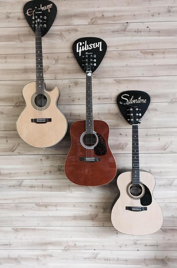 Custom Guitar Hanger Guitar Holder Guitar Hanger
