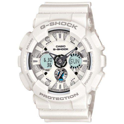 Casio G-Shock X-Large Combi Matte White Watch [Watch] Casio Casio,http://www.amazon.com/dp/B0058W8UMA/ref=cm_sw_r_pi_dp_zGuOsb1A8T3KH49N