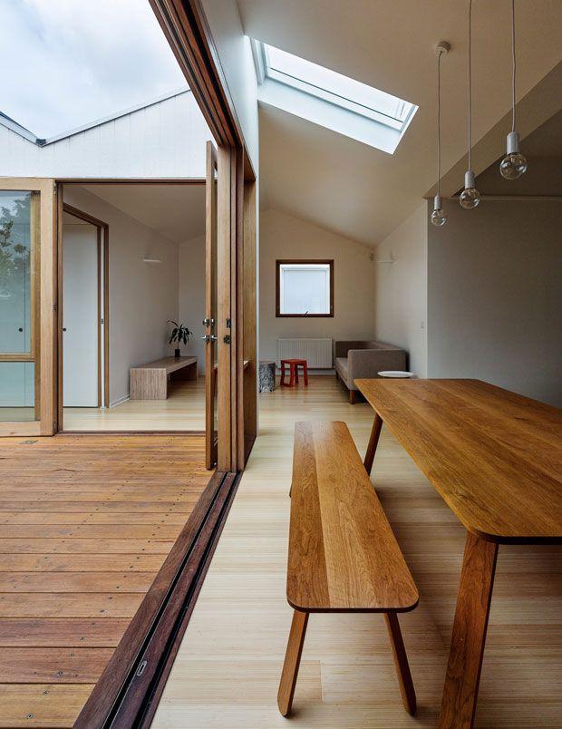 Architektur ein traum von einem kleinen haus interior design und - Minimalistische einrichtungsideen ...