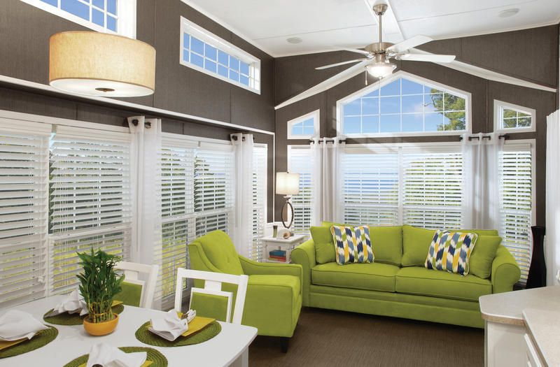 Woodland Park Signature Series Model Homes On Indian