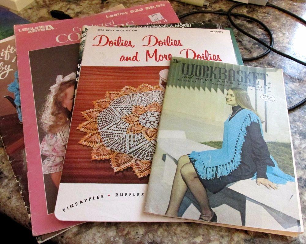 Vtg learn knit crochet heart books workbasket doilies maxim vtg learn knit crochet heart books workbasket doilies maxim collars lot 6 bankloansurffo Choice Image
