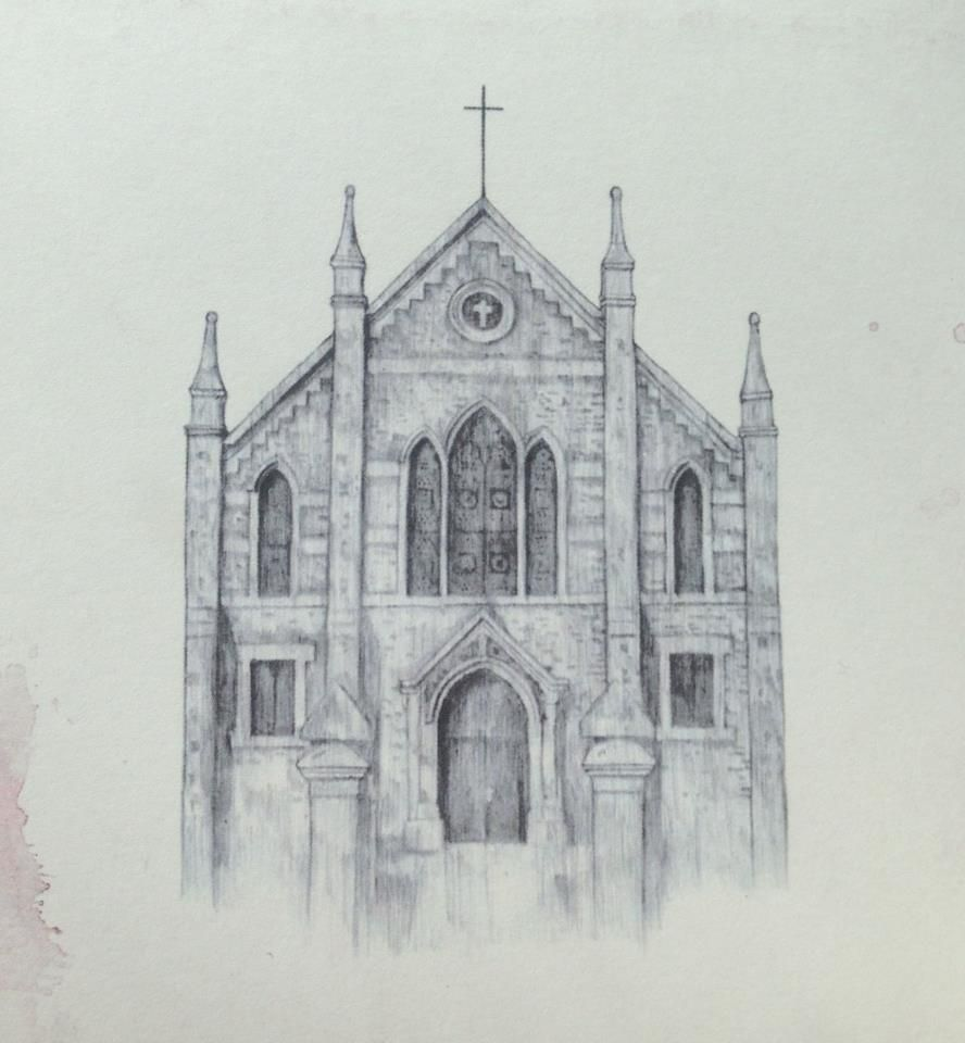 Hillsong church hillsong chapel sketch