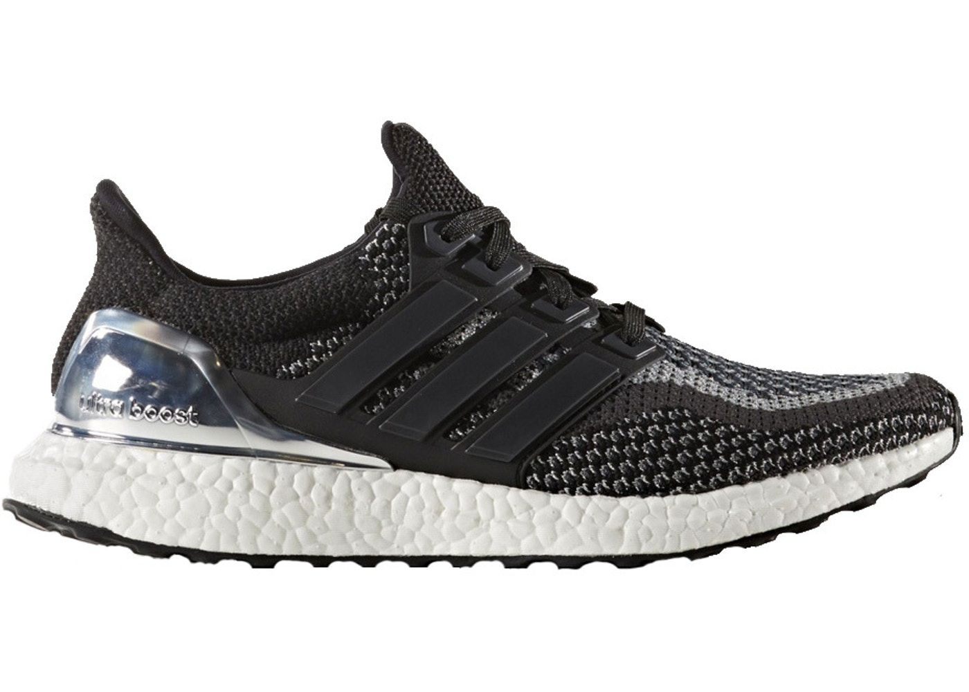 2dbcb375 Check out the adidas Ultra Boost 2.0 Silver Medal available on StockX
