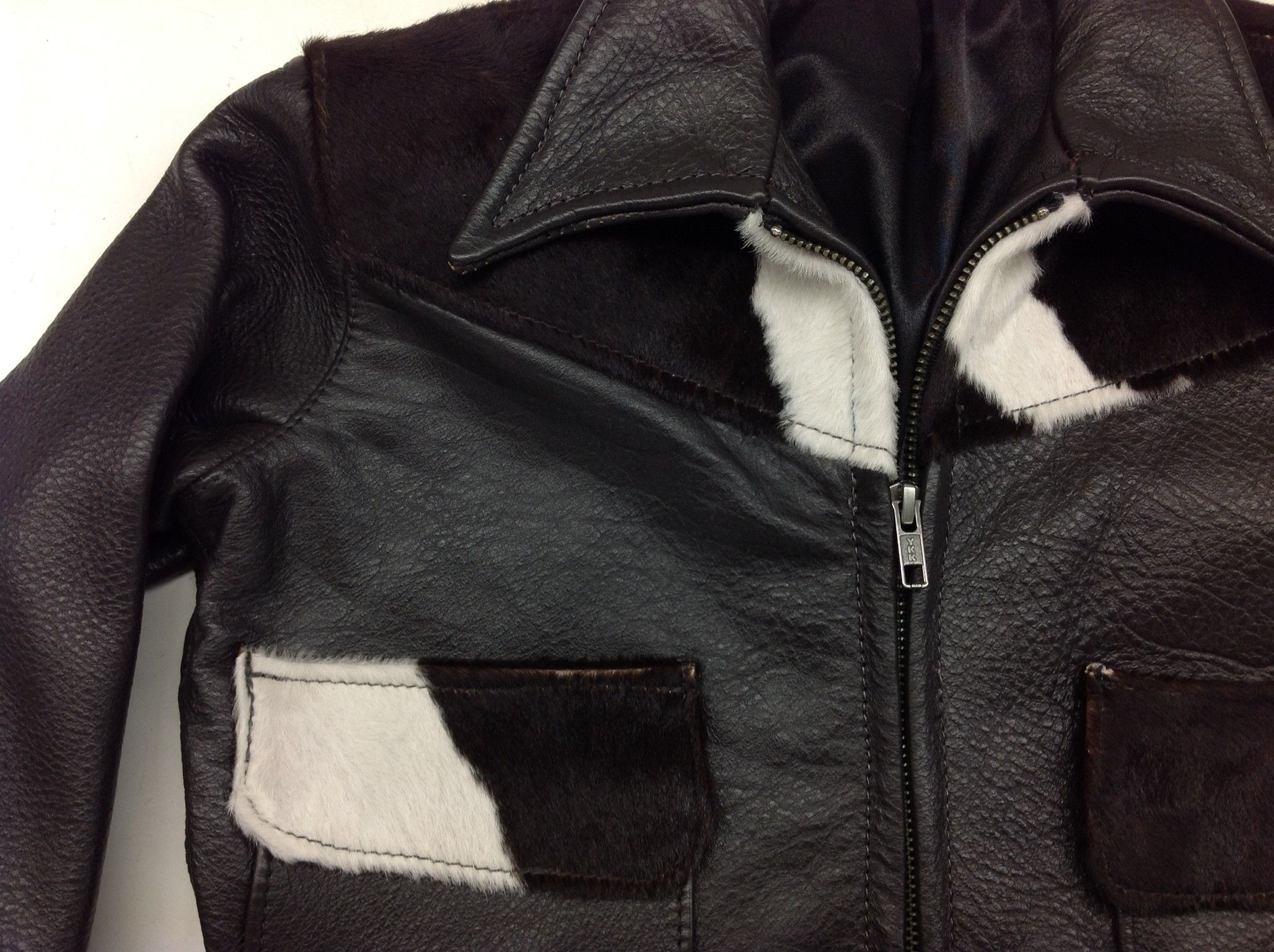 We Create Only The Finest Handmade Leather Jackets For You And Your Children Contact Cal Leather At 805 643 4022 Leather Jacket Fashion Leather Handmade [ 1536 x 2056 Pixel ]