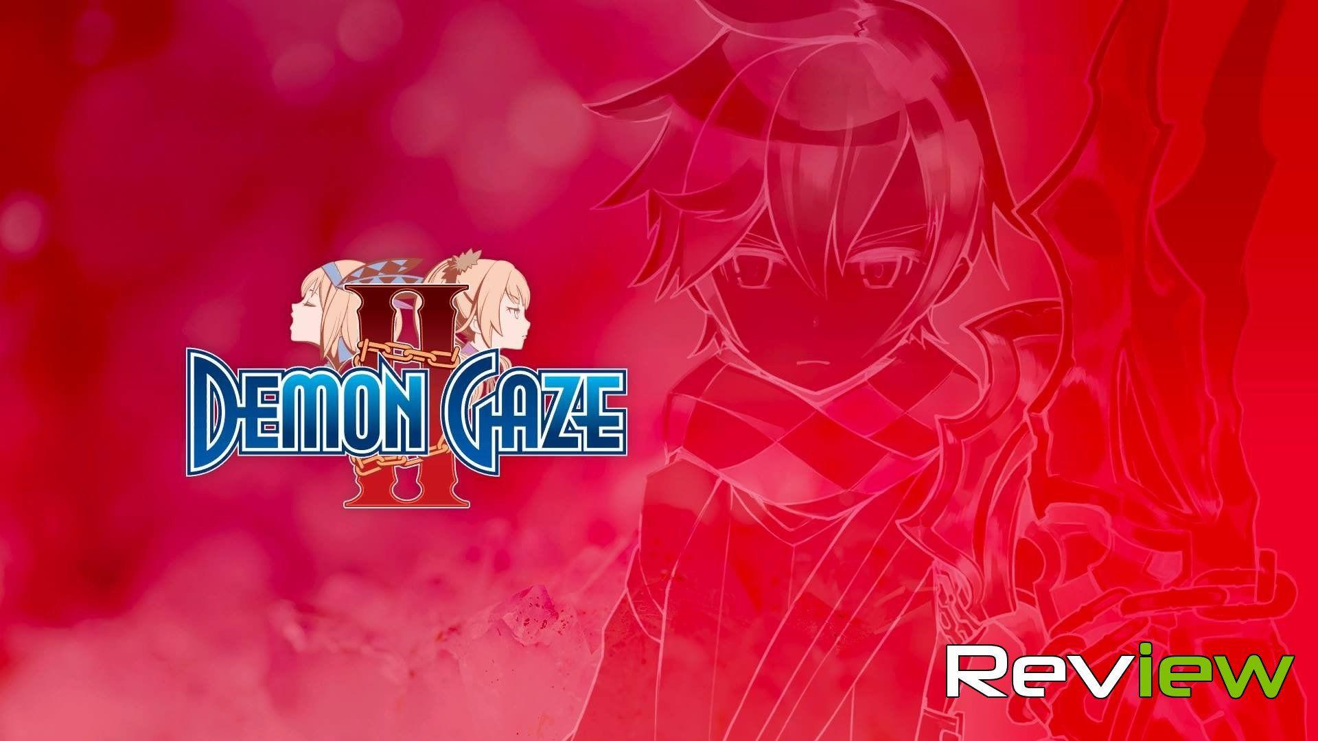 Demon gaze ii review if you gaze into the abyss demon