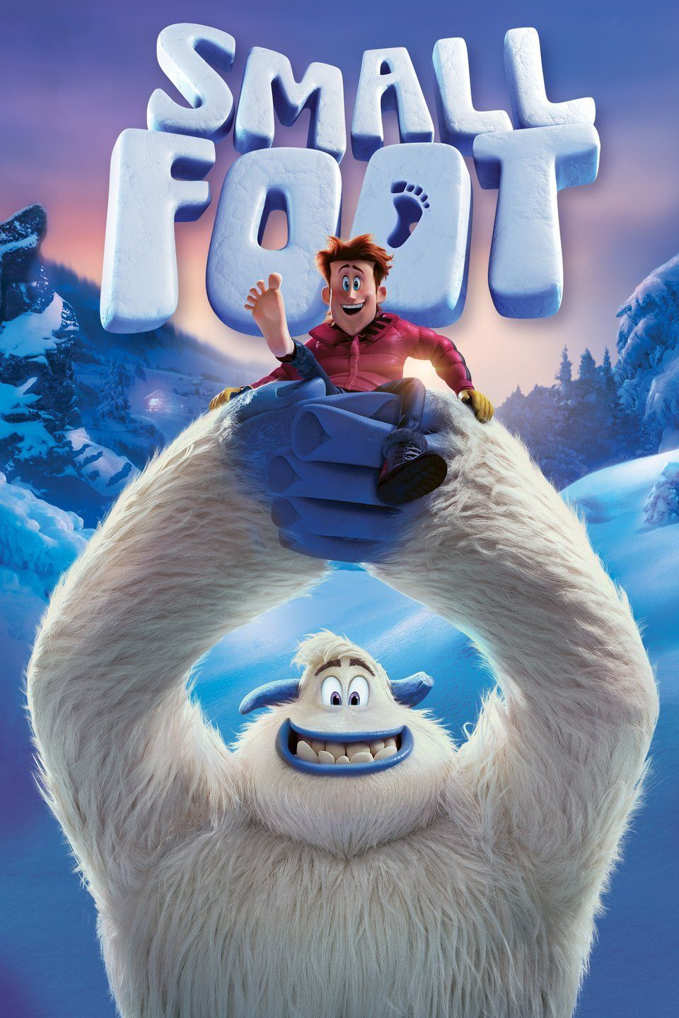 Nonton Smallfoot 2018 Sub Indonesia | Channing tatum, Film ...