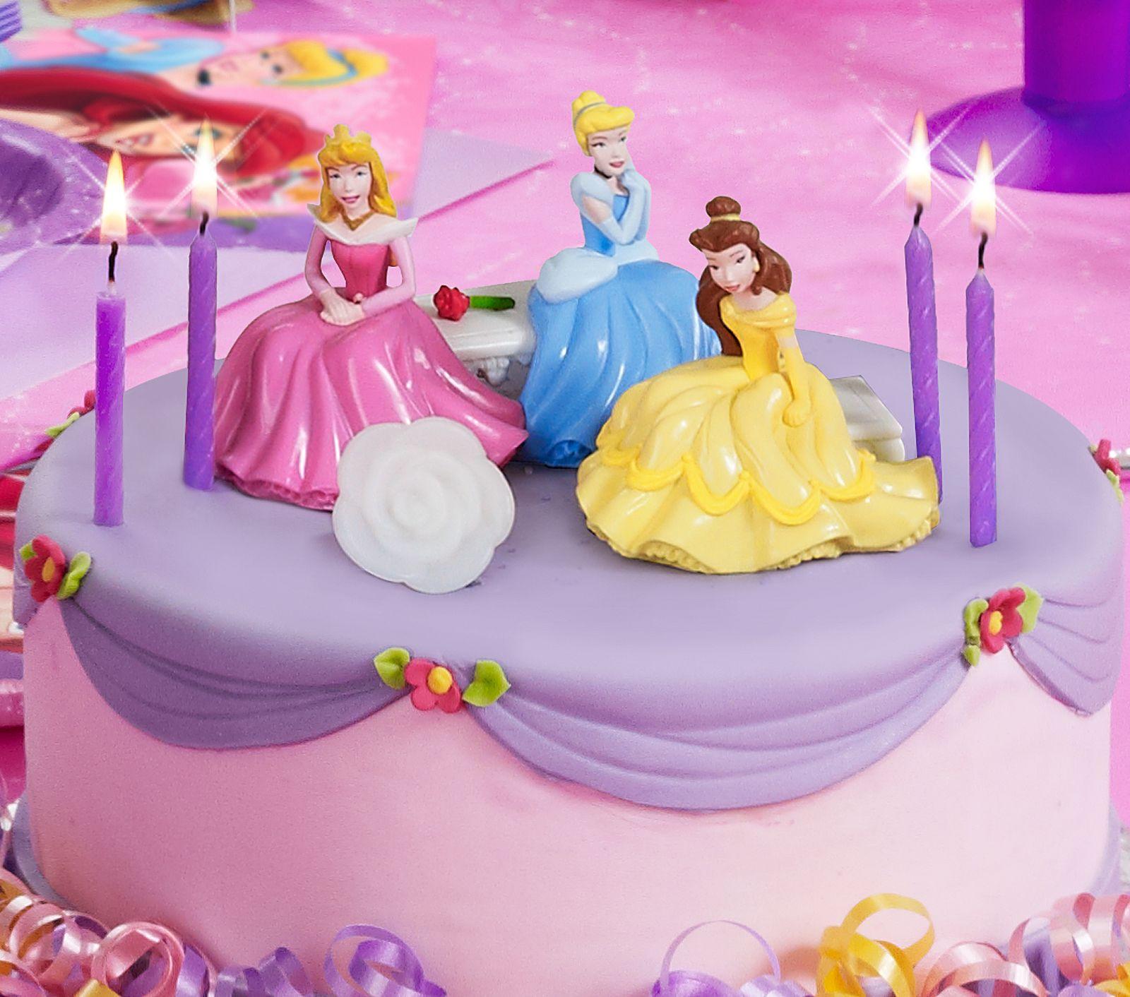 Cinderella sheet cake garden royalty cake topper disney
