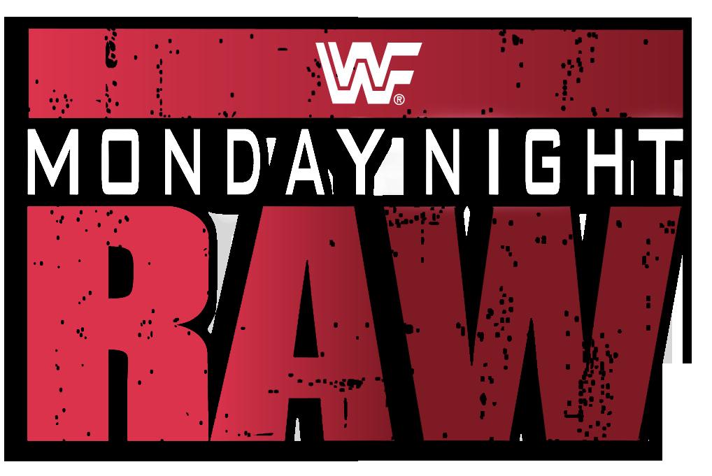 Old Monday Night Raw Logo Raw Wwe Monday Night Wwe Logo