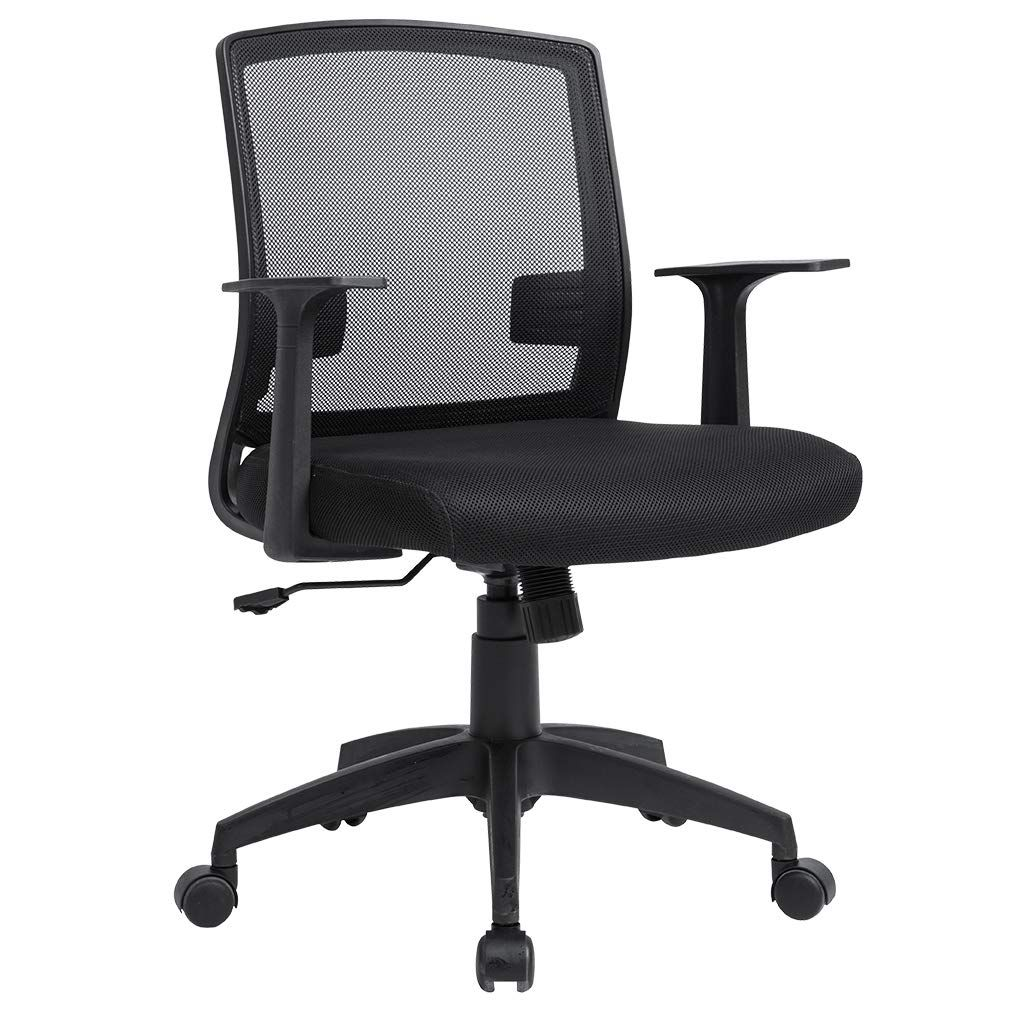 Ergonomic office chair desk chair mesh computer chair with