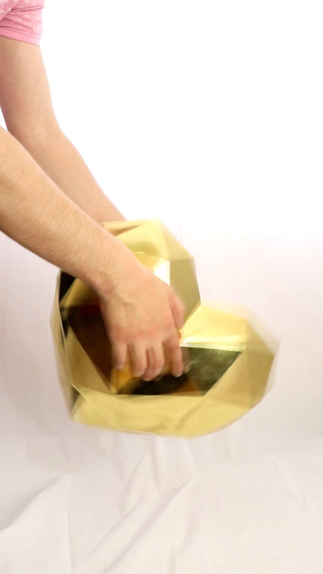 Heart Papercraft Sculpture Free Pdf Template Video In 2020 Paper Crafts Pdf Templates Sculpture Kids