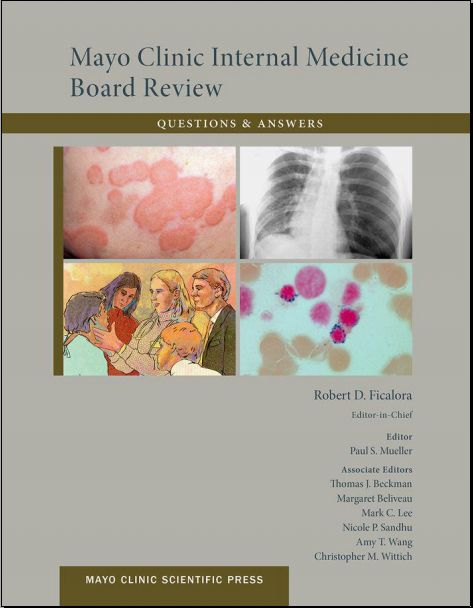 Mayo clinic internal medicine board review questions and answers mayo clinic internal medicine board review questions and answers pdf fandeluxe Images