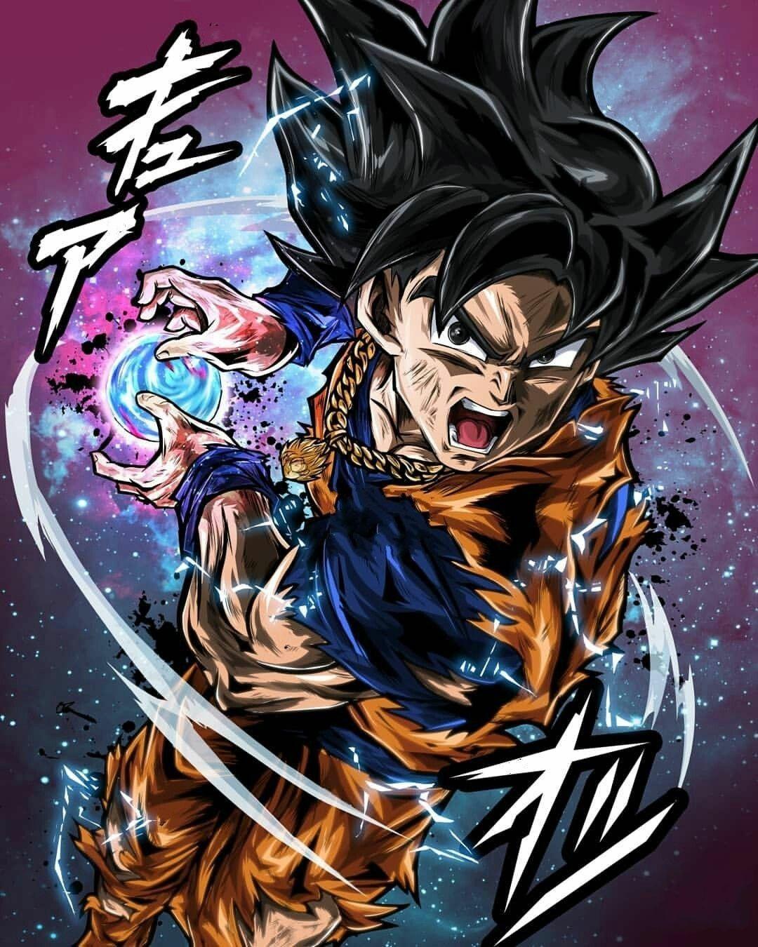 Iphone X Xr Xs 6 7 8 Plus Soft Tpu Case Cover Goku Anime Dragon Ball Super Dragon Ball Super Goku Dragon Ball