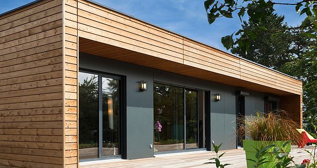 Prix national de la construction bois - Panorama - MAISON PASSIVE