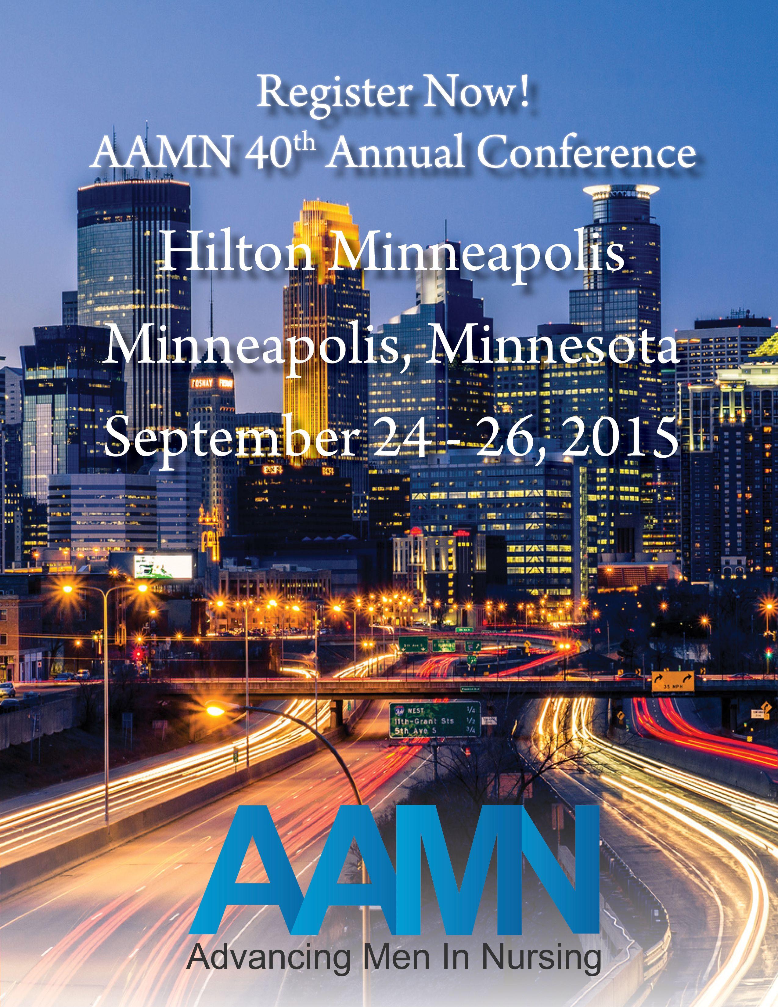 American Assembly For Men In Nursing - Aamn  Men, Male -5121