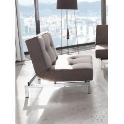 Photo of Klappstuhl Splitback Innovation Living grau, Designer Per Weiss, 79x90x90 cm Innovation