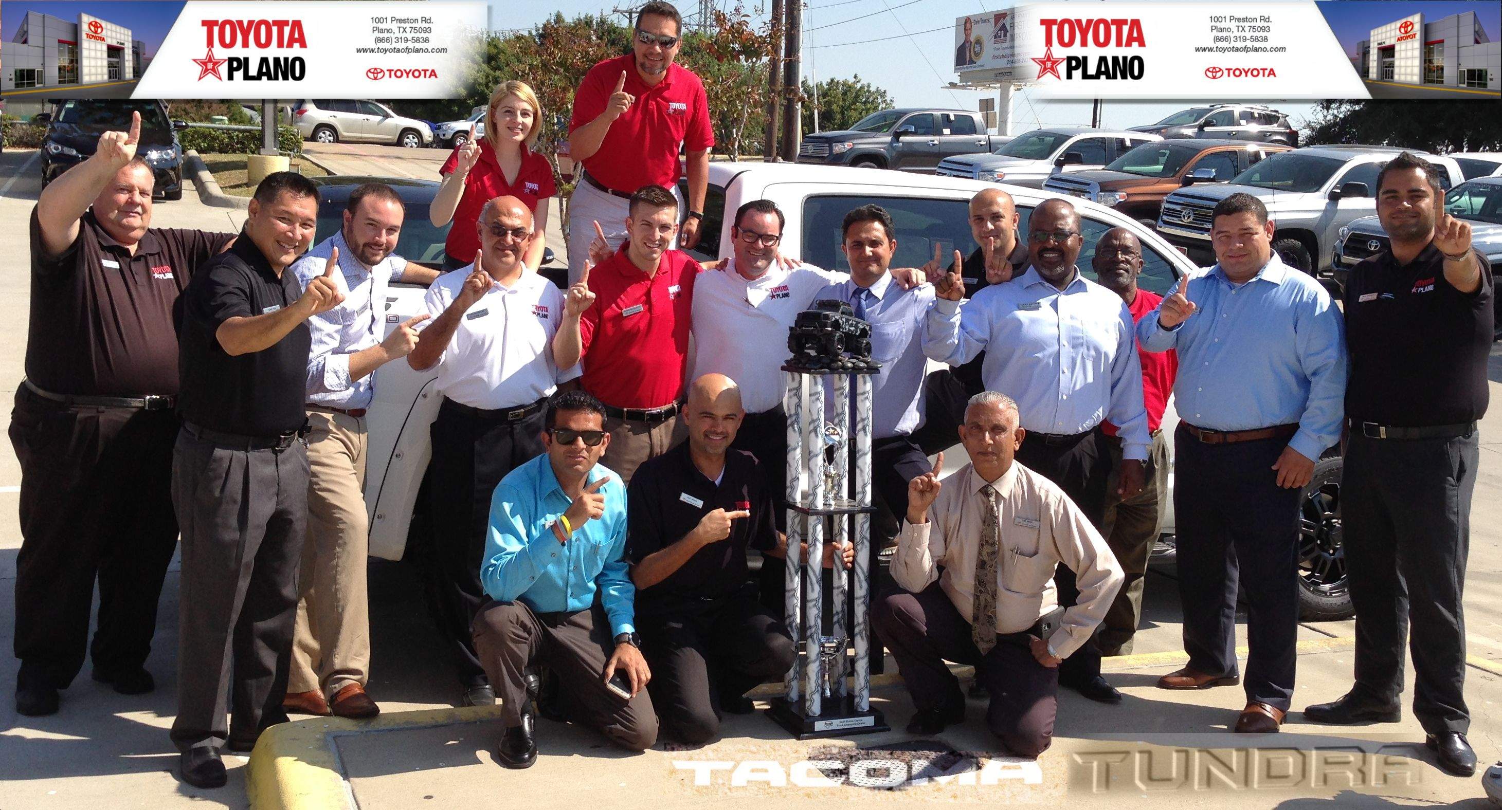 Toyota Of Plano >> Pin By Toyota Of Plano On Our Team At Toyota Of Plano