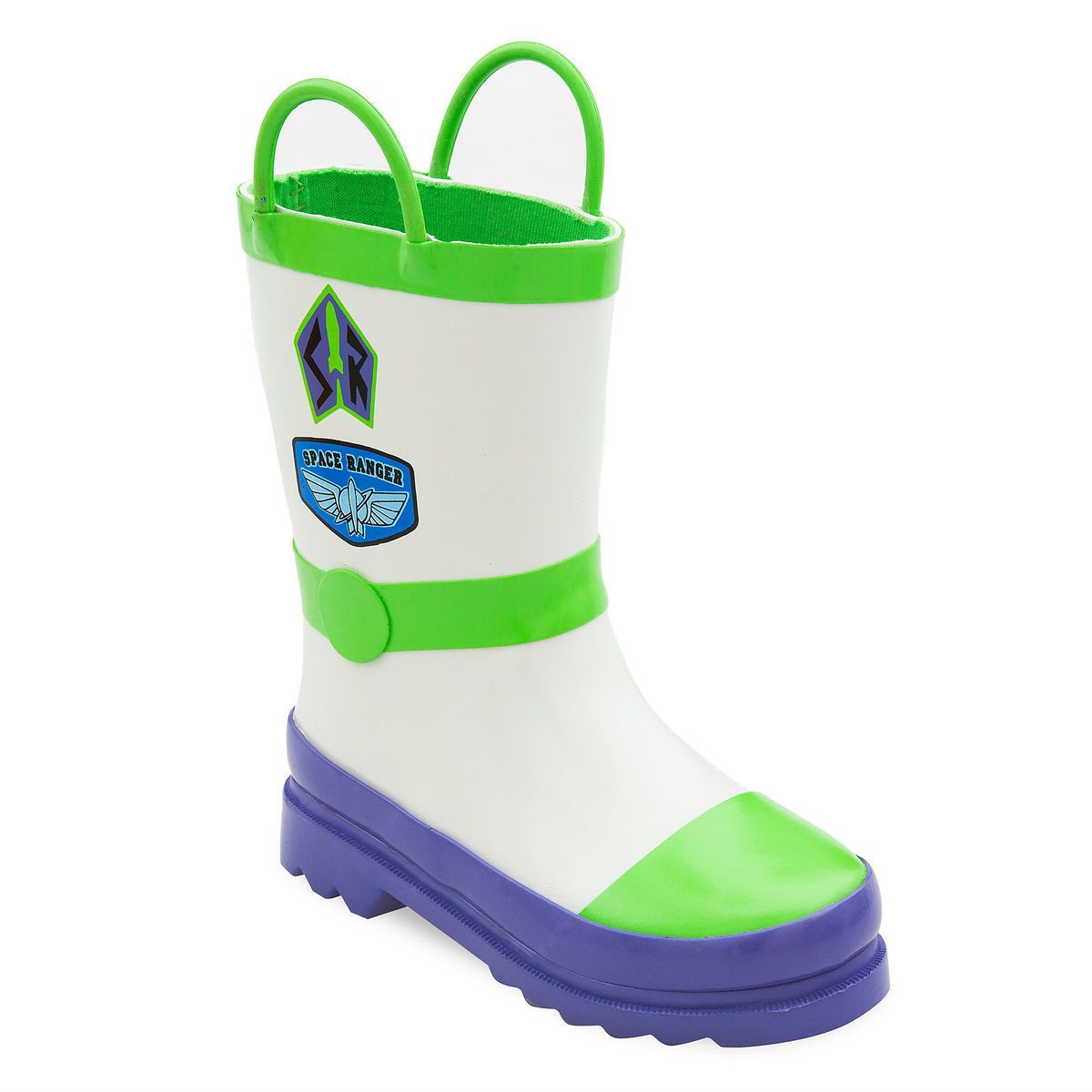 Disney Toy Story Buzz Lightyear Rain Jacket for Kids