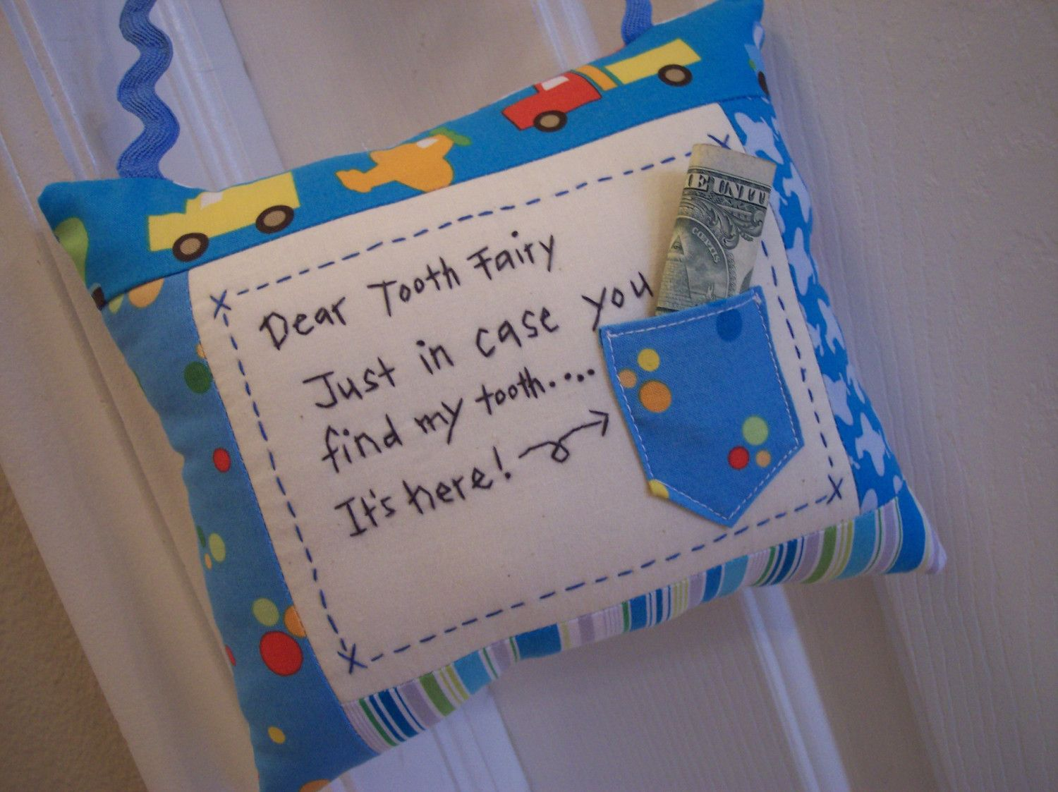 Blue Ivy Tooth Fairy