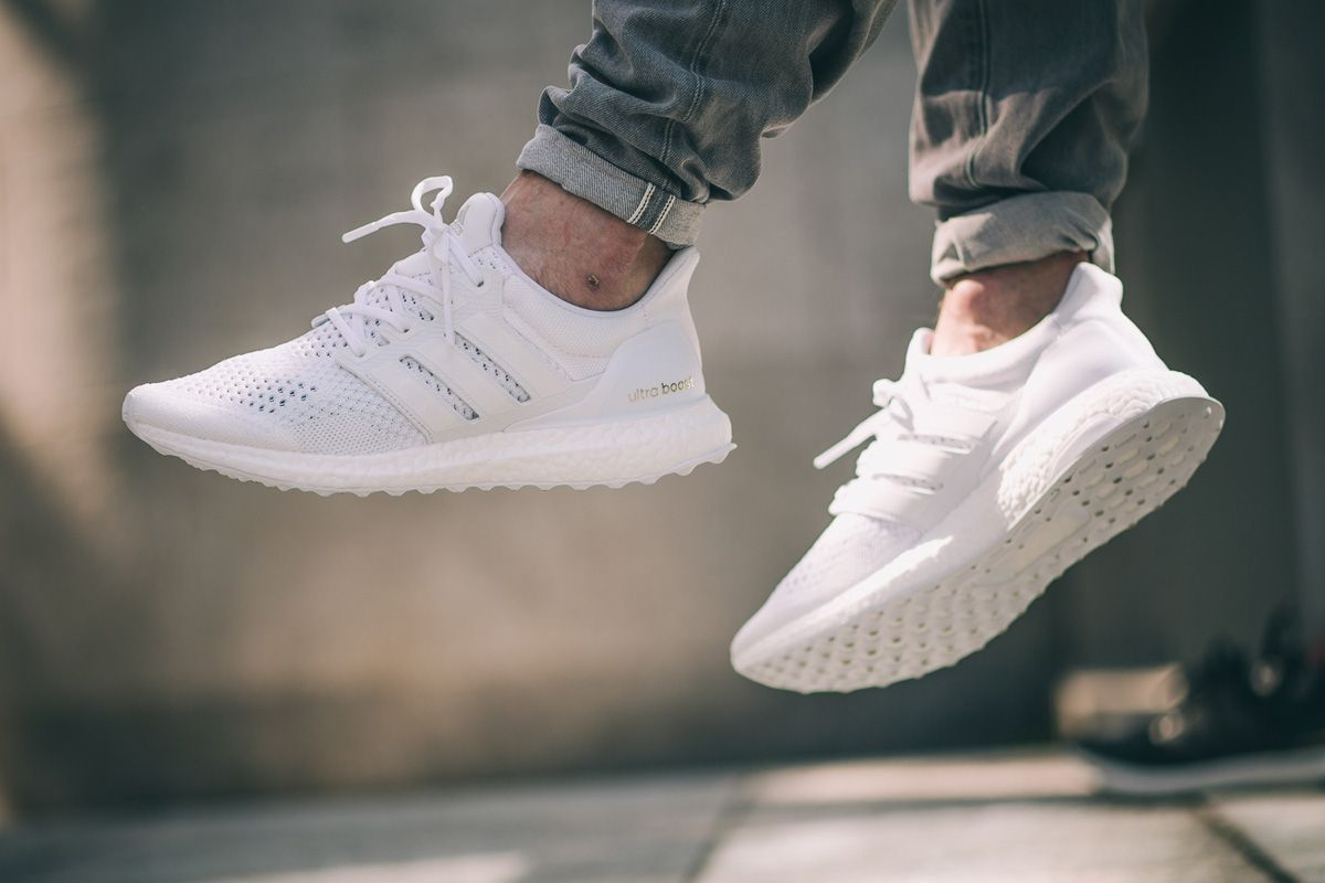 James Carnes For Adidas Ultra Boost Collective