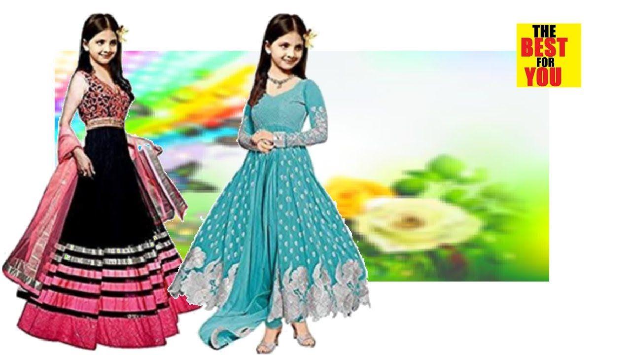 21f44f96bb5e Dresses for Girls kids Dress Designs Fashion Indian wedding in ...