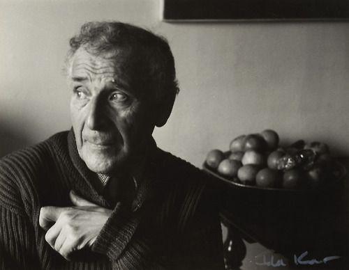 Marc Chagall by Ida Kar (1954.)