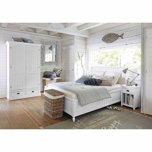 bett aus kiefer 140 x 190 wei holzbett feng shui und wohnungseinrichtung. Black Bedroom Furniture Sets. Home Design Ideas