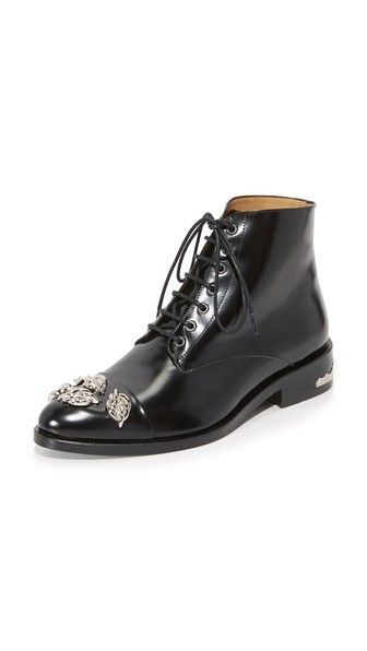 embellished oxford shoes - Black Toga Archives 46Wwjrniq