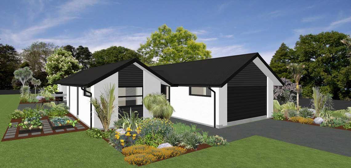 waiata 3 bedroom house design landmark homes builders nz - House Plans Landmark Homes New Zealand