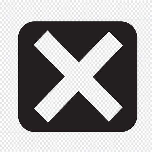 Error Icon Symbol Sign Vector Icons Free Free Vector Illustration Vector Free