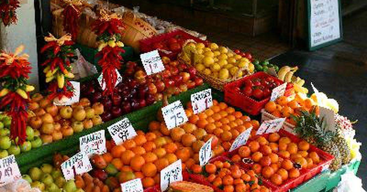 Como vender taças de salada de frutas Bancas de frutas, Salada de