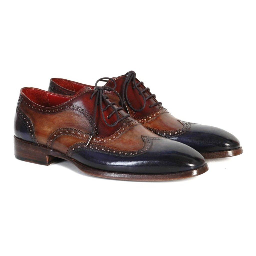 9550944244 Paul parkman coleridge men s wingtip oxford dress shoes