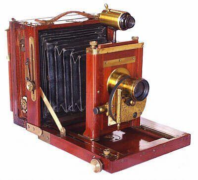 Antique 19th Century Cameras