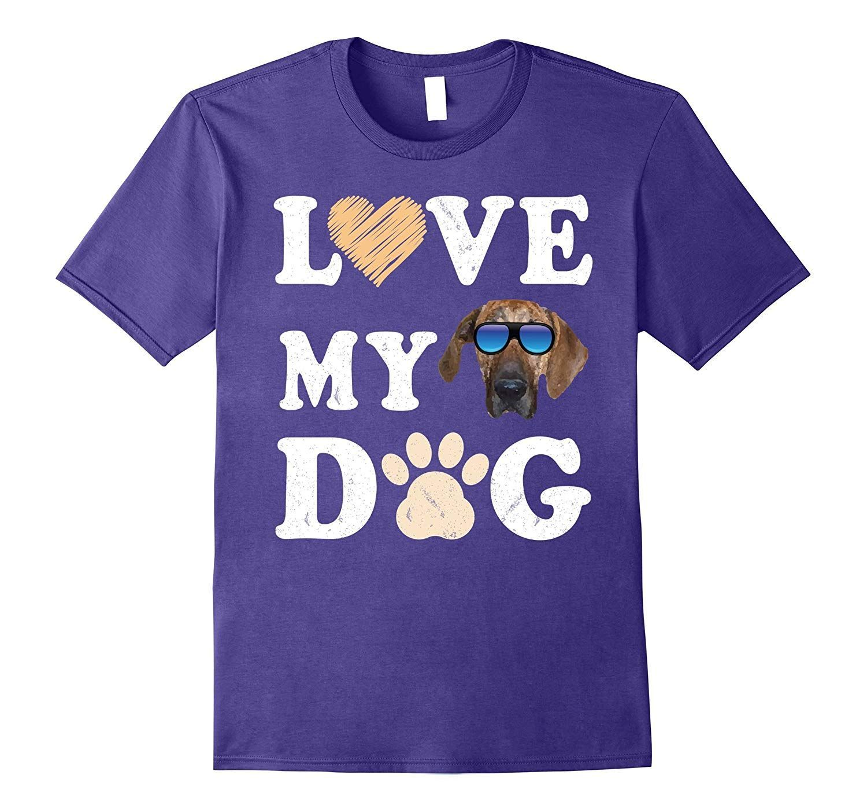 I Love My Plott Hound Dog Funny T-Shirt Gift For Lovers #plotthound I Love My Plott Hound Dog Funny T-Shirt Gift For Lovers #plotthound