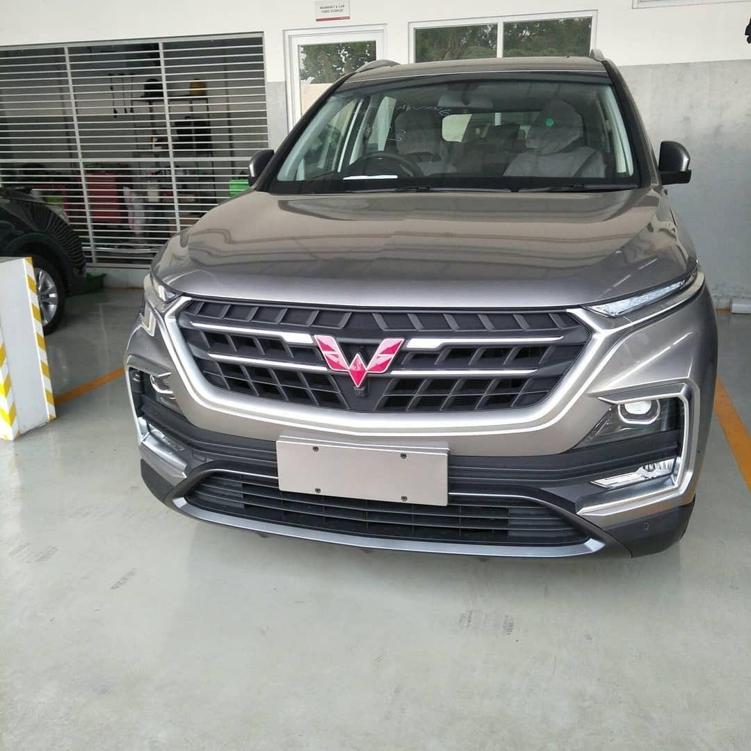 Wuling Almaz Mobil Baru Mobil