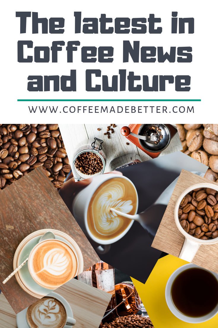 We follow the latest in the world of specialty coffee and