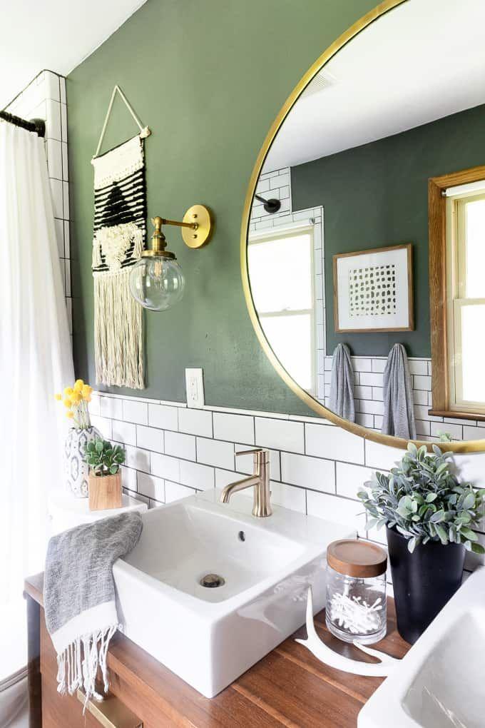 Photo of Making Some Modern Bathroom Updates