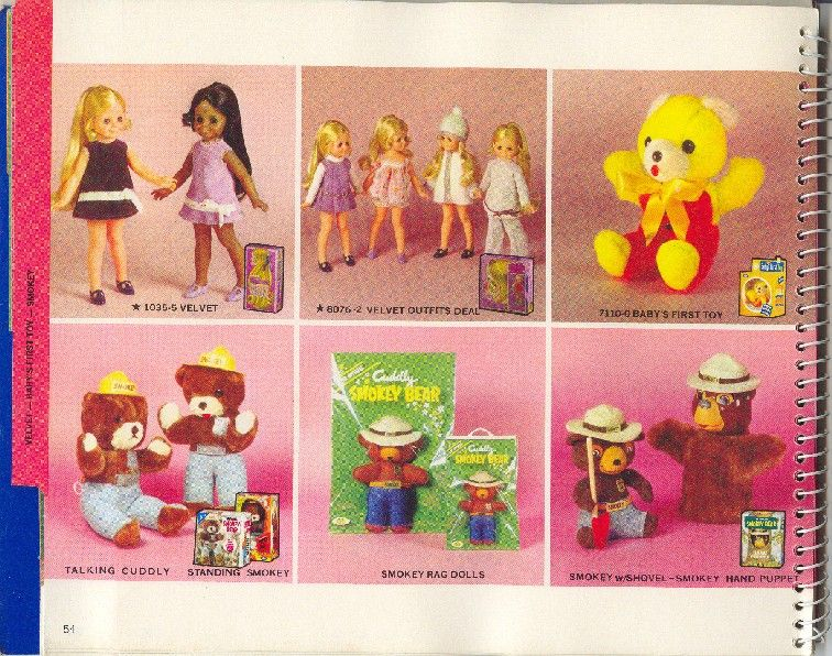 The Ideal Toy Corporation, Buyers Catalogs