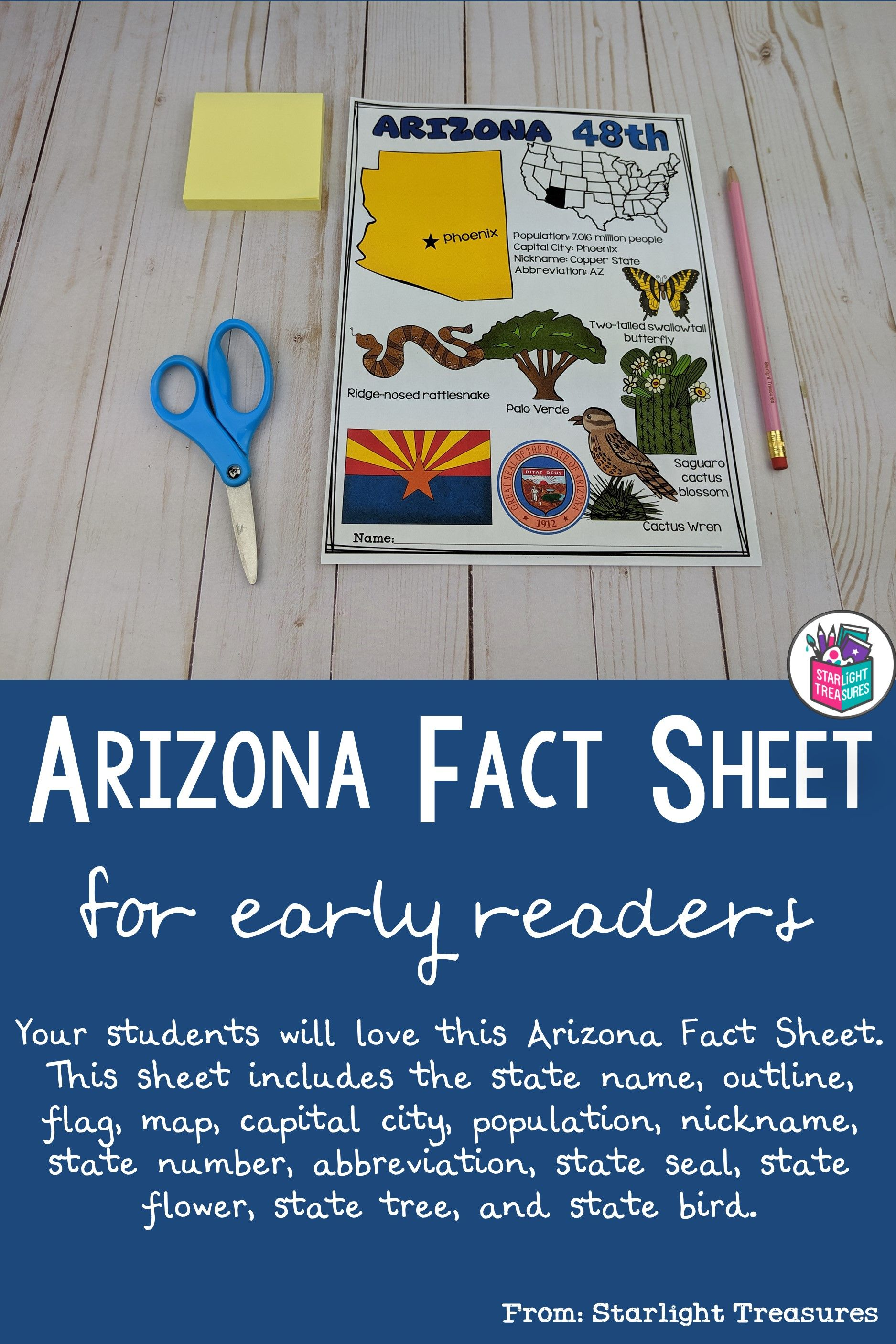 Arizona Fact Sheet