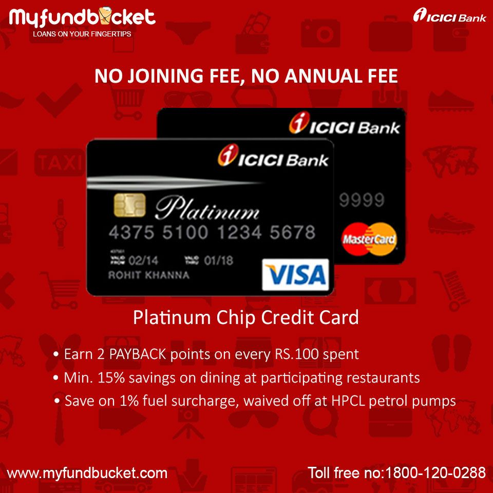 Credit card is