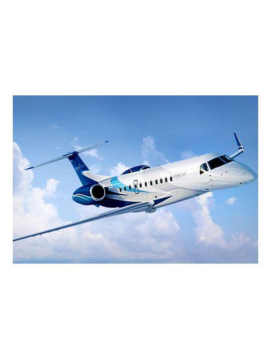 Metrojet Embraer Aircraft