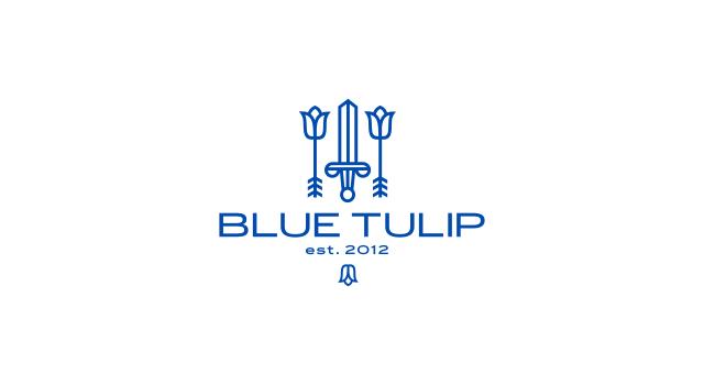 Blue Tulip logo design Logo design for Blue Tulip, a new fashion ...