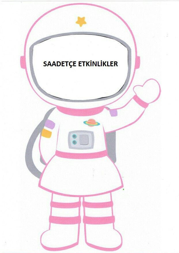 Astronauta/ka   Aprendizaje & comunicacion   Pinterest   Astronautas ...