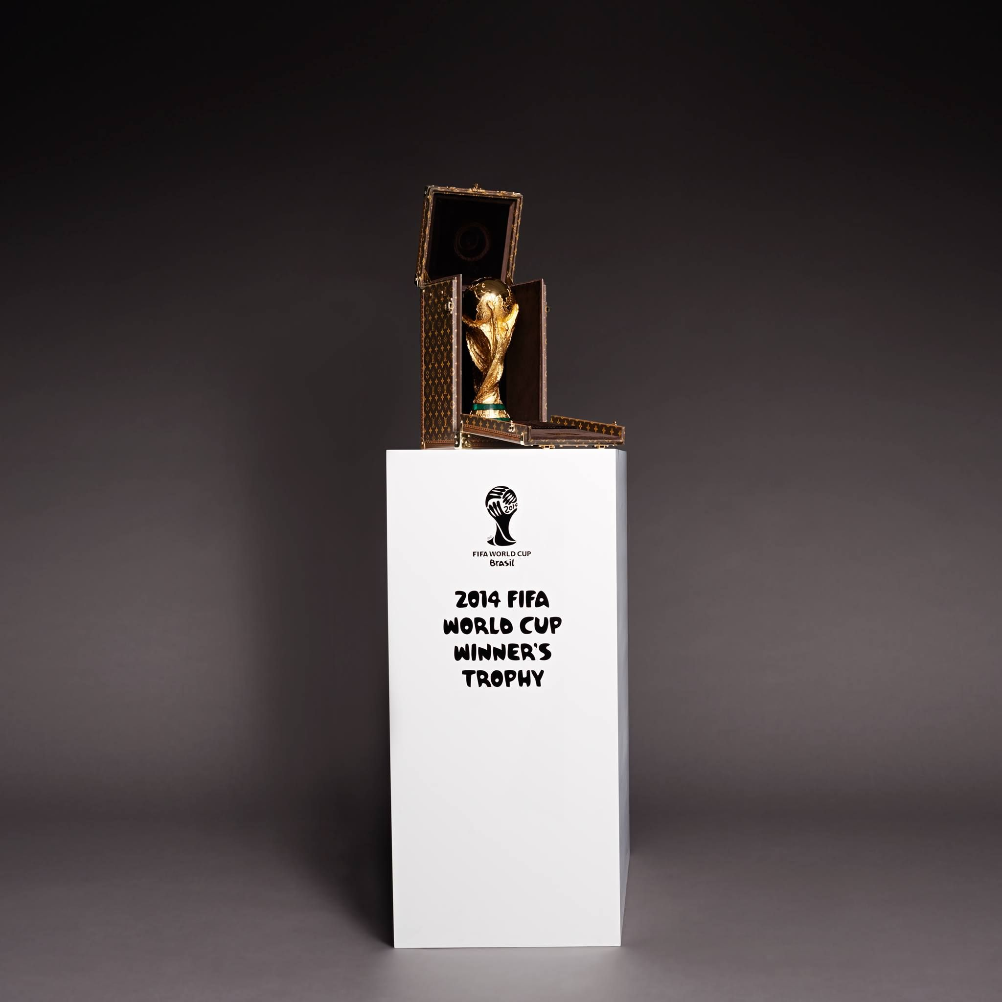 Louis Vuitton 2014 Fifa World Cup Winner S Trophy World Cup Trophy World Cup Louis Vuitton Travel
