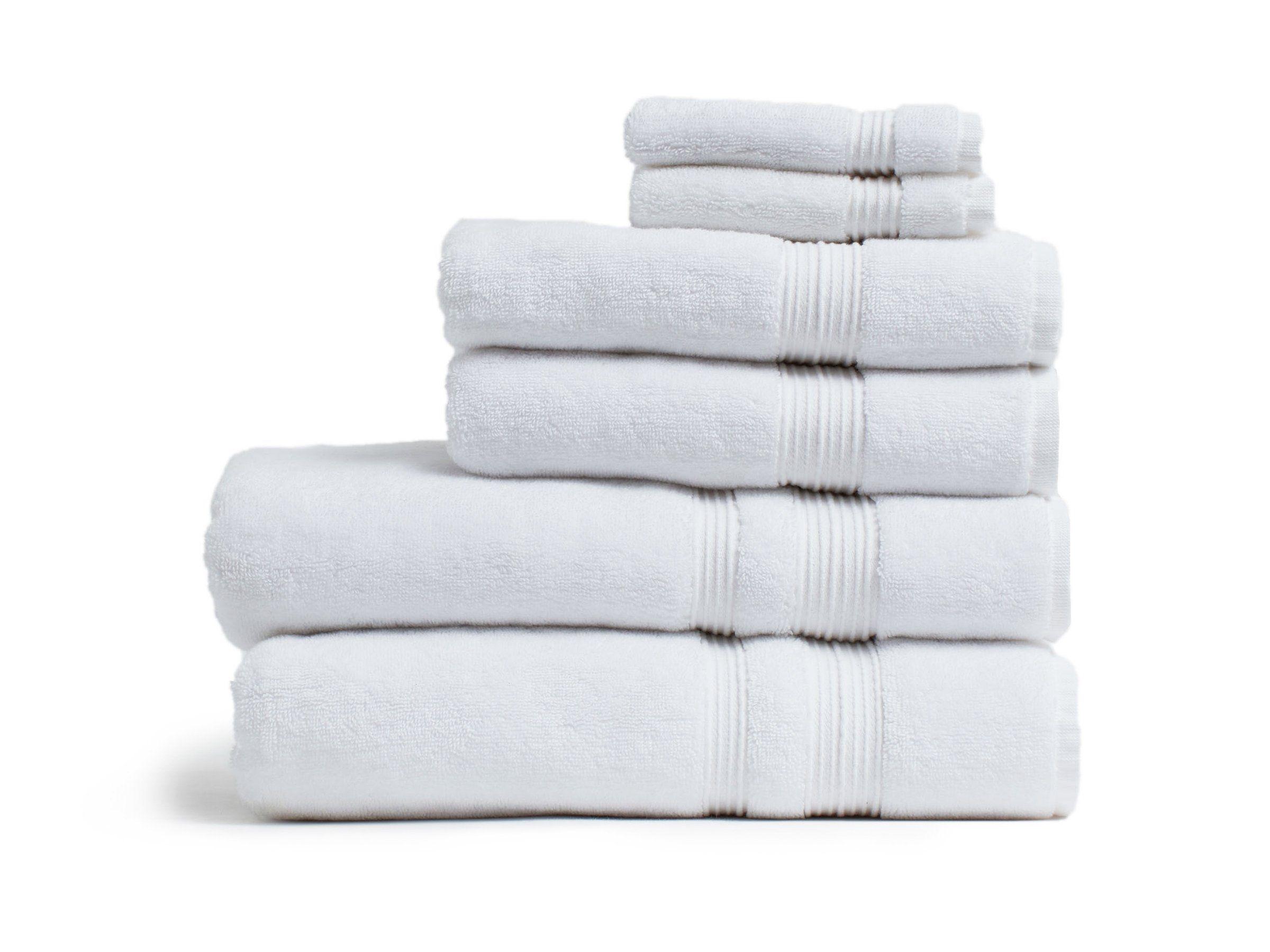 Classic Towels Classic Towels Bath Towels White Towels
