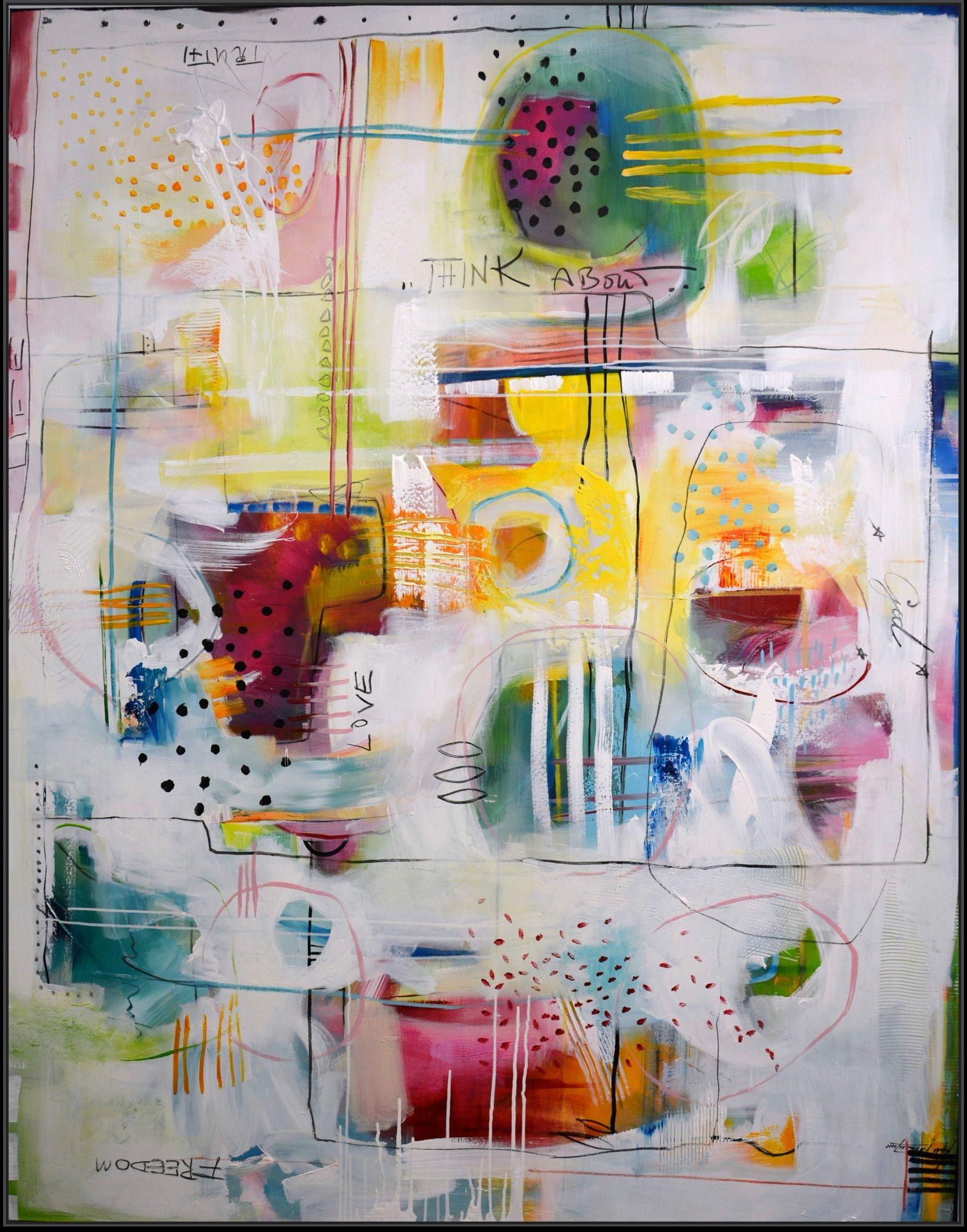 kunst direkt vom kunstler kaufen abstrakte malerei abstrakt bilder 120x80 leinwand acryl