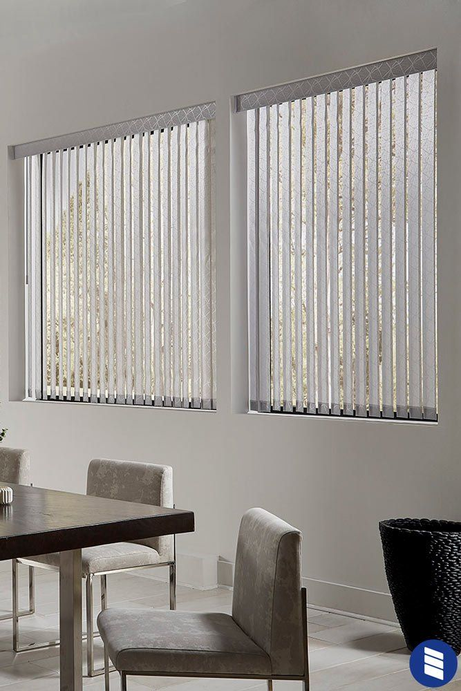 Washed 75 Pieces Of Vertical Blinds By My Hands Fabric Blinds Diy Blinds Vertical Window Blinds