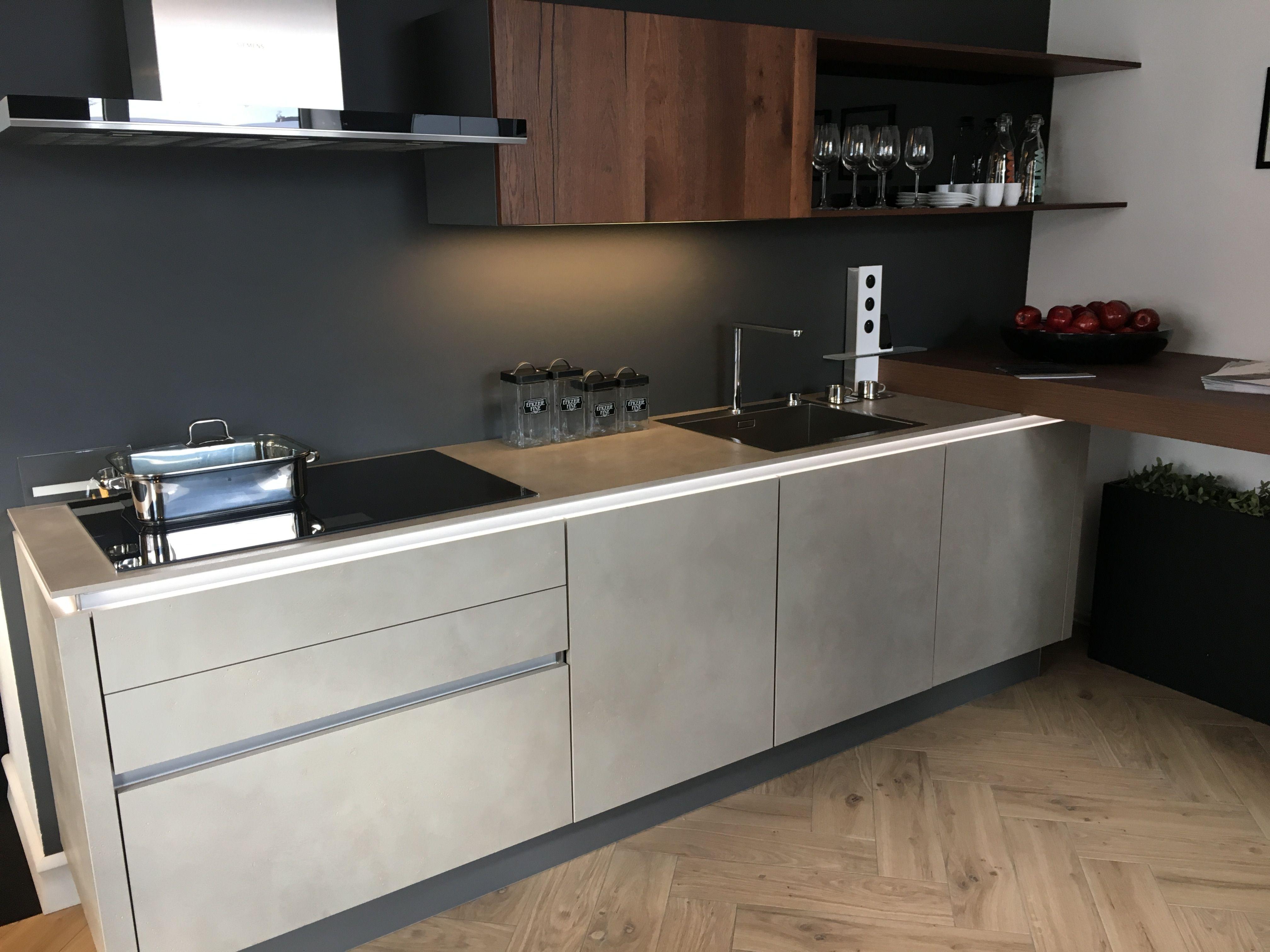 fronty z betonu nolte portland pi kne fronty niestety. Black Bedroom Furniture Sets. Home Design Ideas