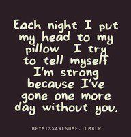 Soooo ready for the day I can stop being so strong and can just... be. :)#Repin By:Pinterest++ for iPad#