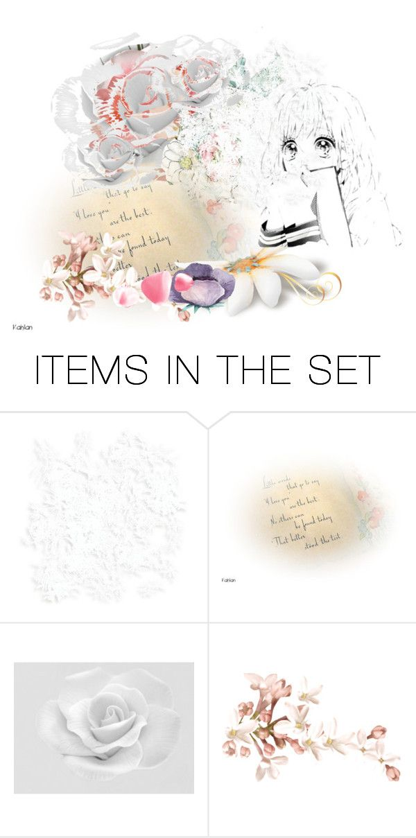 """""""Si belle, si fragile"""" by jaja8x8 ❤ liked on Polyvore featuring art"""
